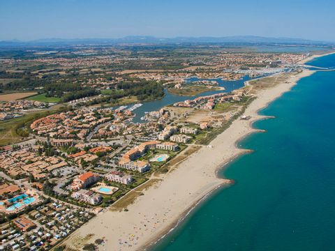 Camping  Le Roussillon  - Camping Pyrenees-Orientales - Image N°30