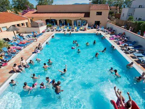 Camping  Le Roussillon  - Camping Pyrenees-Orientales - Image N°7