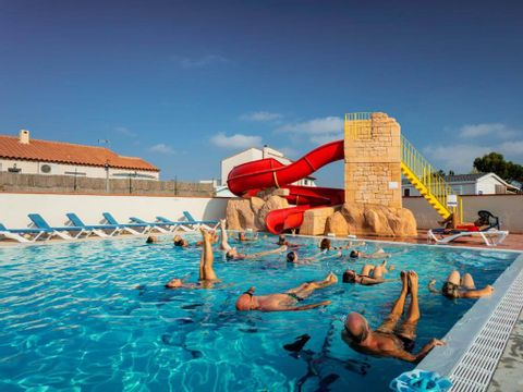 Camping  Le Roussillon  - Camping Pyrenees-Orientales - Image N°2