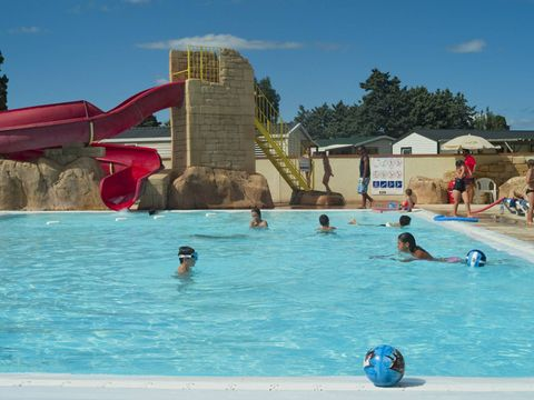 Camping  Le Roussillon  - Camping Pyrenees-Orientales - Image N°4