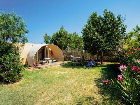 Camping  Le Roussillon  - Camping Pyrenees-Orientales - Image N°28