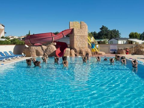 Camping  Le Roussillon  - Camping Pyrenees-Orientales - Image N°5