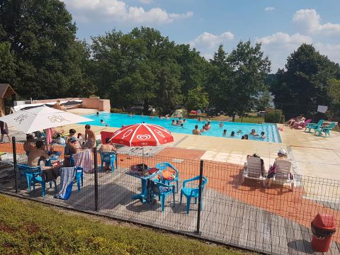 Camping Champ Fosse - Camping Allier - Image N°2