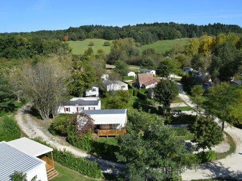 Camping Les Etangs du Plessac - Camping Paradis - Camping Dordogne - Image N°16