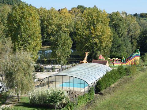 Camping Les Etangs du Plessac - Camping Paradis - Camping Dordogne - Image N°5