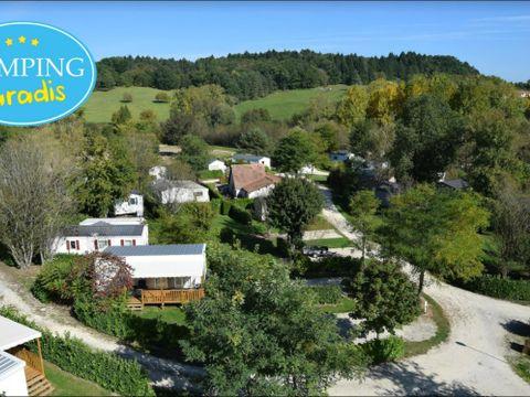 Camping Les Etangs du Plessac - Camping Paradis - Camping Dordogne - Image N°3