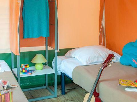 TENTE 4 personnes - Ecolodge - sans sanitaires (T4L2)