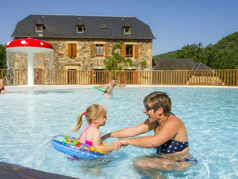Camping La Boissière - Camping Aveyron - Image N°2
