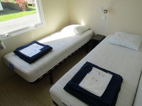 MOBILHOME 6 personnes - Supérieur 2 chambres
