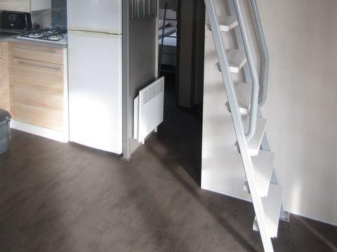 MOBILHOME 8 personnes - Premium 3 chambres - 2 salles de bain