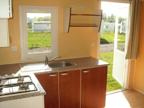 MOBILHOME 6 personnes - Mobil Home Familial 3 chambres