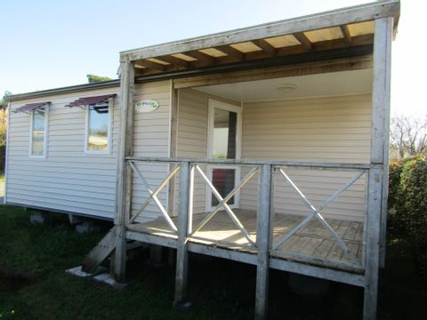 MOBILHOME 4 personnes - TRADITIONNEL CONFORT