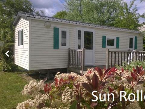 MOBILHOME 4 personnes - GAMME TRADITIONNELLE - SUPER VENUS/SUN ROLLER/O'PHEA 733 - 21 m² - 2004 à 2010 - 4 pers