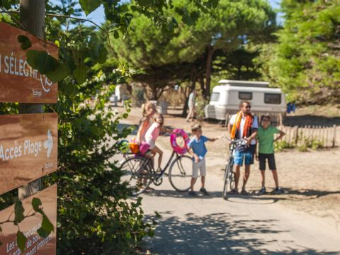 Camping La Côte Sauvage  - Camping Charente-Maritime - Image N°9