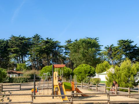 Camping La Côte Sauvage  - Camping Charente-Maritime - Image N°16