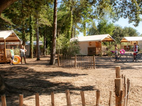 Camping La Côte Sauvage  - Camping Charente-Maritime - Image N°8
