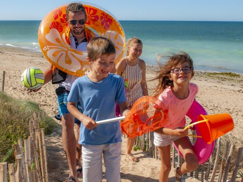 Camping La Côte Sauvage  - Camping Charente-Maritime - Image N°11