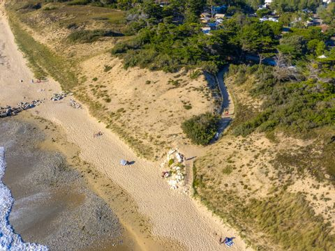 Camping La Côte Sauvage  - Camping Charente-Maritime - Image N°24