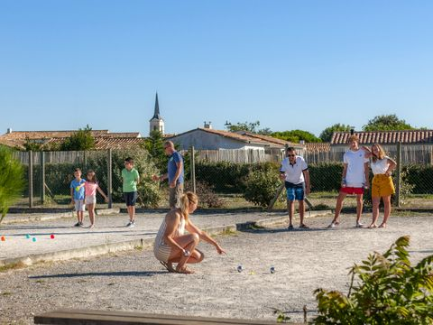 Camping La Côte Sauvage  - Camping Charente-Maritime - Image N°17