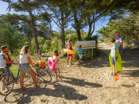 Camping La Côte Sauvage  - Camping Charente-Maritime - Image N°3