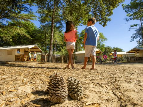 Camping La Côte Sauvage  - Camping Charente-Maritime