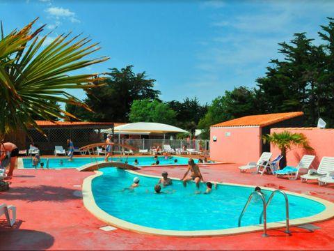 Camping Le Transat ( anciennement La Maurie ) - Camping Charente-Maritime