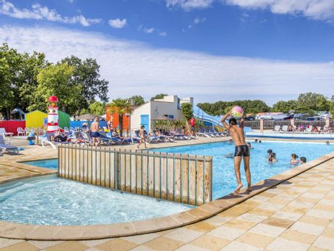 Camping Domaine d'Oléron   - Camping Charente-Maritime - Image N°2