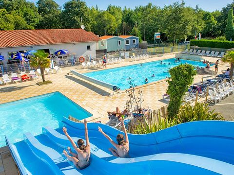 Camping Domaine d'Oléron   - Camping Charente-Maritime