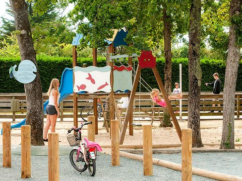 Camping Domaine d'Oléron   - Camping Charente-Maritime - Image N°5