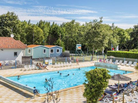 Camping Domaine d'Oléron   - Camping Charente-Maritime - Image N°3