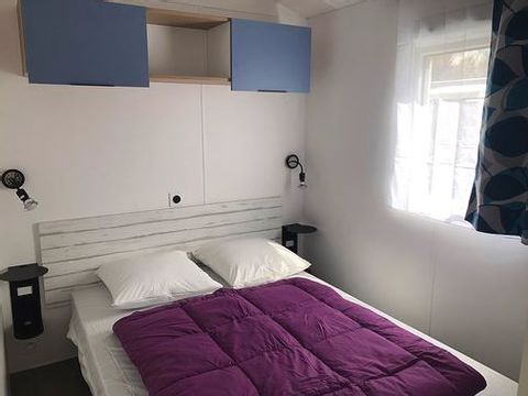 MOBILHOME 6 personnes - Bahia Duo Grand Confort 4/6 pers.