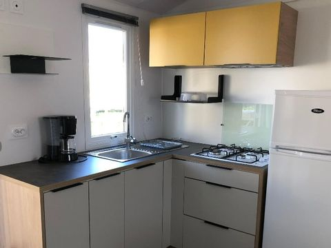 MOBILHOME 6 personnes - Ibiza Duo 4/6 pers (4 ADULTES MAX)