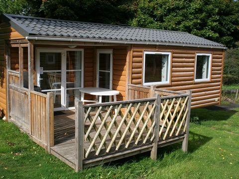 MOBILHOME 5 personnes - RONDIN