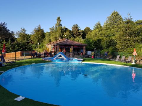 Camping Le Saint Eloy - Camping Puy-de-Dome