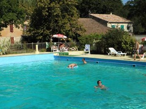 Camping Moulin de Mellet - Camping Lot-et-Garonne - Image N°2
