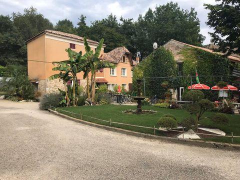 Camping Moulin de Mellet - Camping Lot-et-Garonne - Image N°11