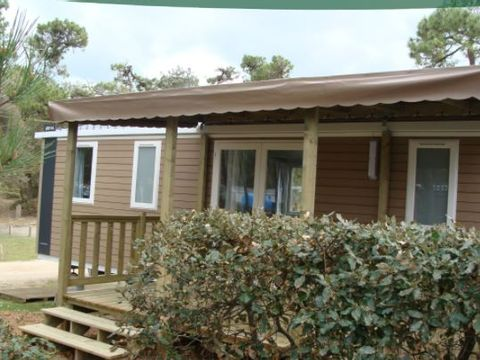 MOBILHOME 6 personnes - Family (3 chambres)