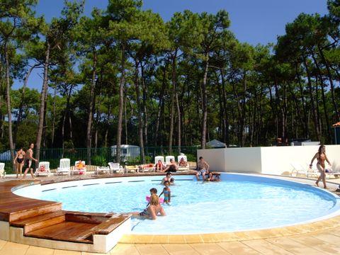 Camping La Plage de Riez   - Camping Vendée - Image N°4