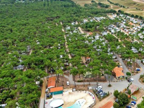 Camping La Plage de Riez   - Camping Vendée - Image N°12
