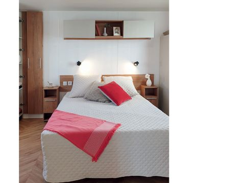 MOBILHOME 8 personnes - Excellence 3 chambres + climatisation