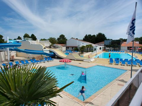 Camping Siblu Le Bois Masson - Funpass inclus - Camping Vendée
