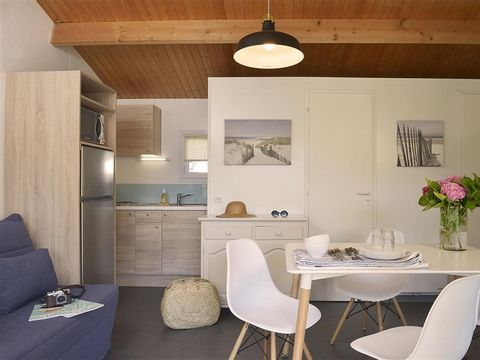 CHALET 5 personnes - (2 chambres)