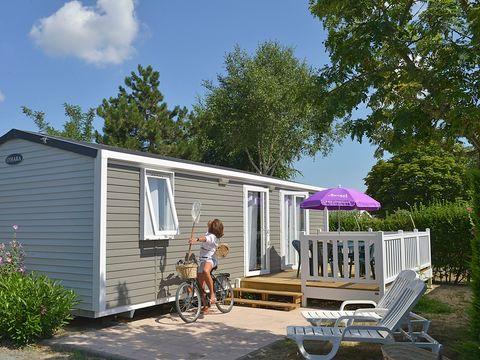 MOBILHOME 6 personnes - Grand confort 3 chambres +TV
