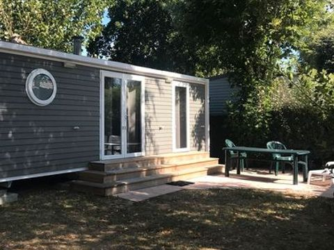 MOBILHOME 5 personnes - GRAND CONFORT (2 chambres)