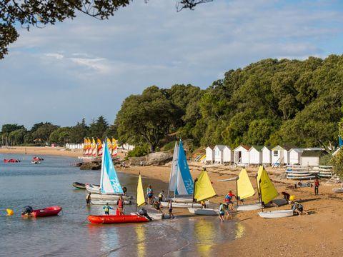 Camping L'Abri des Pins - Camping Vendée - Image N°36