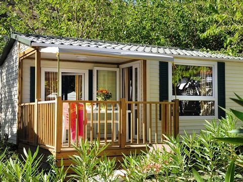 MOBILHOME 6 personnes - Cottage (46C)