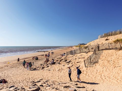 Camping Le Clarys Plage - Camping Vendée - Image N°41
