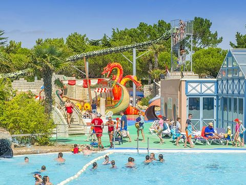 Camping Le Clarys Plage - Camping Vendée - Image N°11