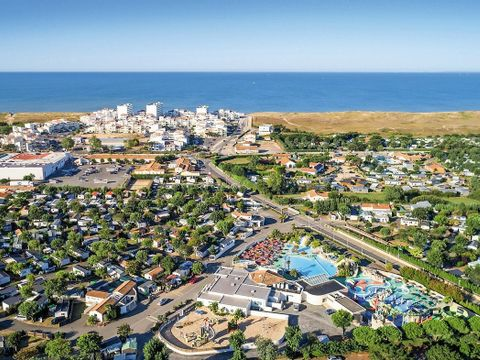 Camping Le Clarys Plage - Camping Vendée