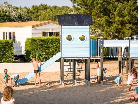 Camping La Parée du Jonc  - Camping Vendée - Image N°4